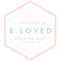 B.LOVED featured badge