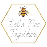 Lets Bee Together featured bagde