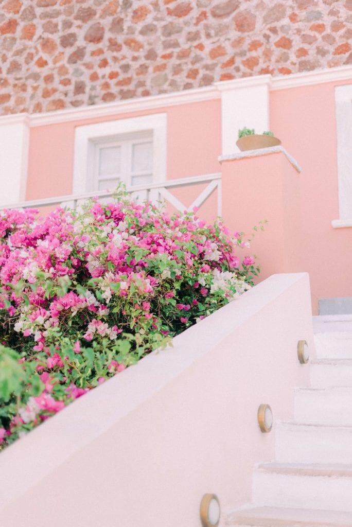 destination wedding venue in Santorini Oia Greece. Photography by Cristina Ilao www.cristinailao.com